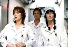 Quel est ce film très intéressant et très actuel, tiré d'un fait divers réel, ce qui le rend d'autant plus terrifiant, dans lequel Meryl Streep a le rôle principal avec Cher ?
