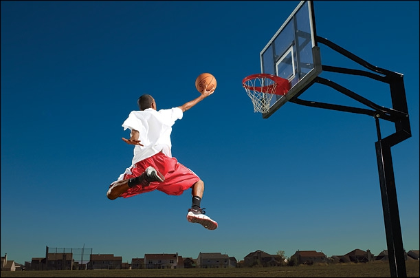 Au basket-ball, quelle est la hauteur réglementaire d'un panier ?