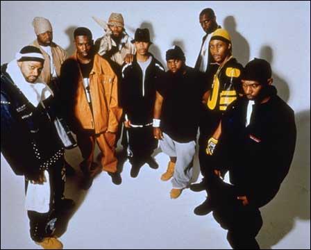 Laquelle de ces personnes ne fait pas partie de groupe rap Wu-Tang-Clan ?