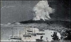 Le 8 mai 1902, l'éruption de la Montagne Pelée fait 40 000 victimes. Mais où se trouve ce volcan ?