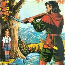 L'histoire de Guillaume Tell, héros de l'Indépendance de la Suisse, condamné à tirer à l'arbalète sur une pomme posée sur la tête de son fils, est-elle authentique ?