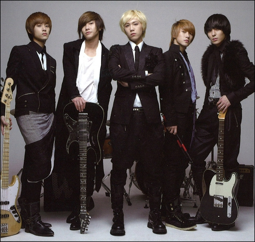 A quelle agence appartient FT. Island ?