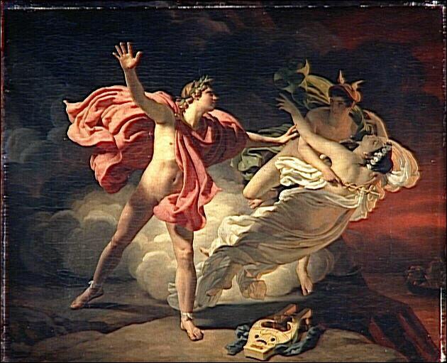Par qui fut tuée Orphée ?