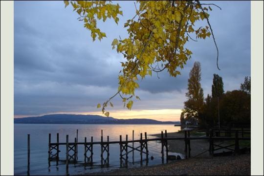 Lac entre Allemagne, Suisse et Autriche