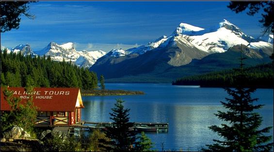 Province de l'ouest du Canada, capitale Edmonton