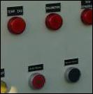 Quelle est la tension généralement utilisée dans les circuits de commande TBTP ?