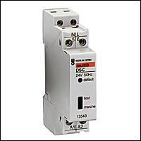 Quelle est la fonction d'un relais DSC Gaz ?