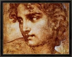 Il est recueilli par Aphrodite qui le confie à Perséphone. Cette dernière tombe amoureuse de lui. Toutes deux se jalousent, il est tué par un sanglier. C'est ...