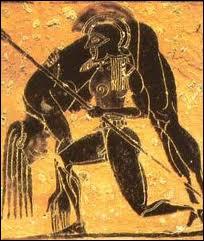 Il est l'un des plus vaillants guerriers grecs qui firent la Guerre de Troie. Il a blessé Hector. Lorsqu'Achille meurt, son armure revint à Ulysse alors qu'elle devait lui revenir. C'est ...