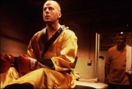 Dans quel film de Tarantino en 1994 joue-t-il un dénommé Butch Coolidge ?