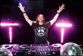 Quel est le prénom de ce DJ ?
