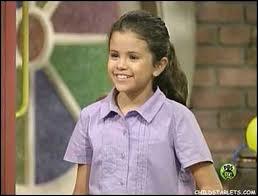 Quel est le prénom de cette petite fille ?