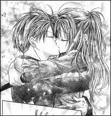 Dans  Full moon wo sagashite  qui est ce couple ?