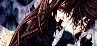 Dans  Vampire Knight  qui est ce couple ?
