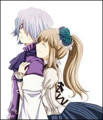 Dans  Pandora Hearts  qui est ce couple ?