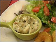Quel ingrédient entre dans la composition de la sauce béarnaise ?