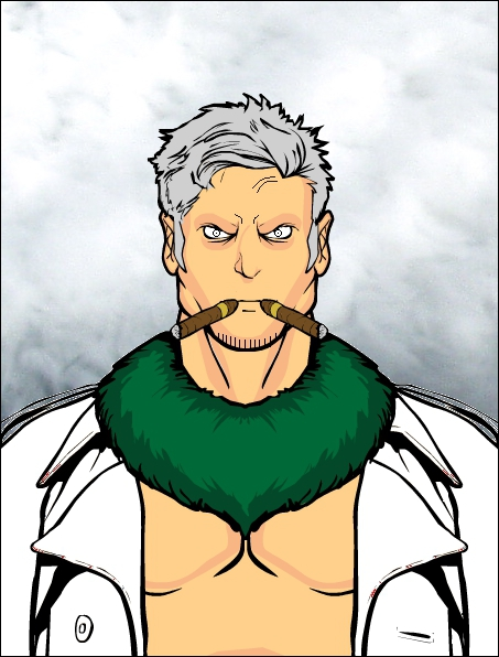 Dans quel manga apparaît-il ?