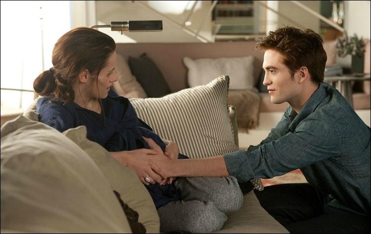 Selon Edward, qu'aime le bébé ?