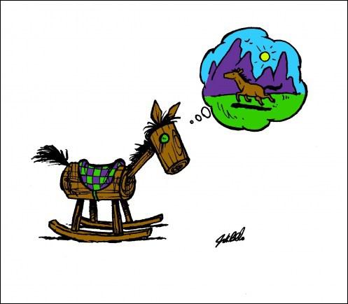 Existe-t-il encore des troupeaux de chevaux sauvages dans le monde ?