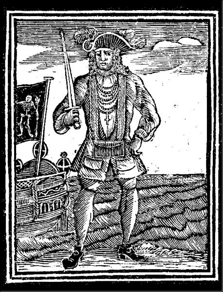 Bartholomew Roberts était un boucanier gallois qui captura plus de cent navires en deux ans. Il adorait la musique classique. Sur quel navire ne navigua t-il pas ?