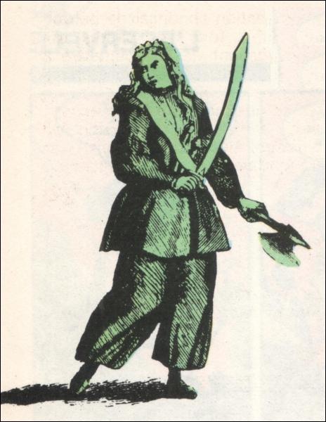 Mary Read était une femme pirate féroce, d'un fort tempérament. Elle se costumait en homme et embarqua pour la 1ère fois sur un navire à 13 ans. Avec quels autres pirates fut-elle la complice ?