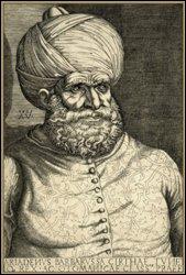 Barberousse fut un des plus grands pirates de son époque, nommé  Grand Amiral de la Flotte Ottomane  par Soliman le magnifique. Actuellement, où se trouve son mausolée ?