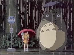 Quel est le titre de ce magnifique film d'animation créé par Hayao Miyazaki en 1988 ?