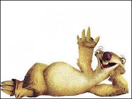 Comment s'appelle le paresseux de  L'âge de glace  ?