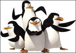 Dans quel dessin animé peut-on voir ces pingouins très organisés ?