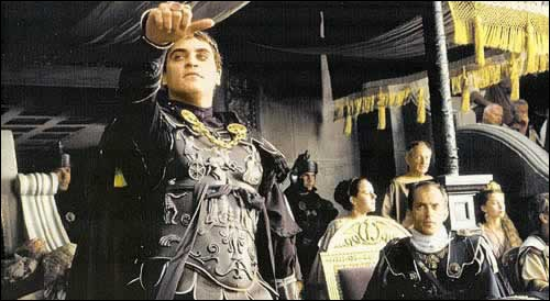 Quel doigt l'empereur levait-il pour signifier que le gladiateur vaincu devait être gracié ?