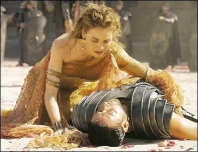 Fin du quiz... Fin des gladiateurs ! Quel empereur fut le premier à essayer d'interdire la gladiature ? (Il devint le premier empereur chrétien sur son lit de mort)