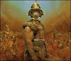 Ce mot désigne un type de gladiateur mais aussi un peuple et une région au nord de la Grèce.