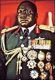 Accusé entre autre de canibalisme, j'ai décimé l'Ouganda de 1971 à 1979.