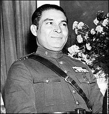 J'ai été renversé par Fidel Castro en 1959.