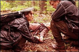 Qui Katniss et Peeta découvrent-ils ?