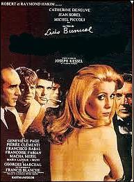 Film de 1967 du réalisateur Luis Bunuel adapté du roman éponyme de Joseph Kessel avec Catherine Deneuve, Jean Sorel, Michel Piccoli :