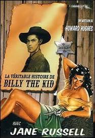 Western américain de 1943 réalisé par Howard Hughes avec Jane Russell et Jack Buetel :