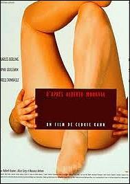 Film français du réalisateur Cedric Kahn, adapté d'un roman d'Alberto Moravia avec Arielle Dombasle, Sophie Guillemin et Charles Berling :