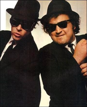 Quel problème rencontrent Jake et Elwood avant de se rendre au Palace Hotel pour donner leur grand concert ?