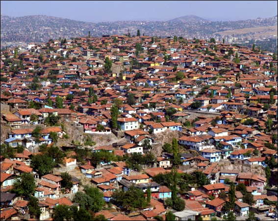 La capitale de ce pays est Ankara. A votre avis, quand cette ville est devenue la capitale de ce pays ?