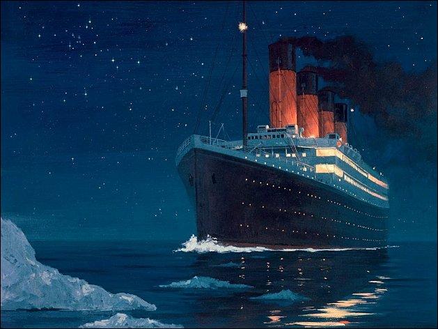 Vers quelle ville se dirigeait le Titanic avant de frapper un iceberg ?