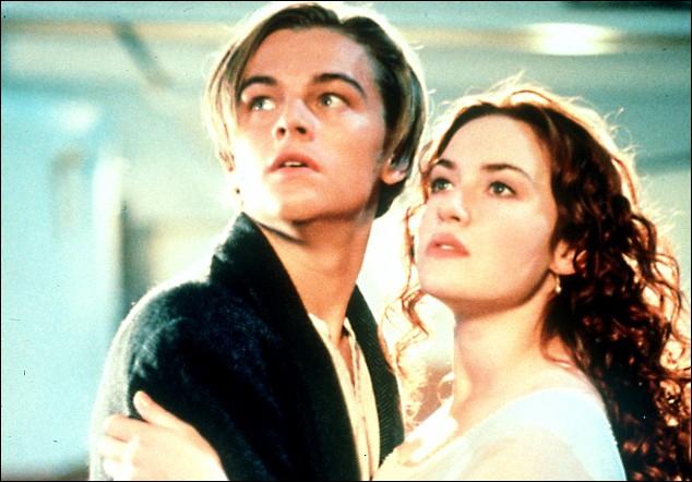 Qui jouent les rôles de Jack et Rose dans le film de James Cameron ?