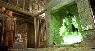 Pourquoi Harry n'arrive-t-il pas au bon endroit, lorsqu'il utilise la poudre de cheminette ?