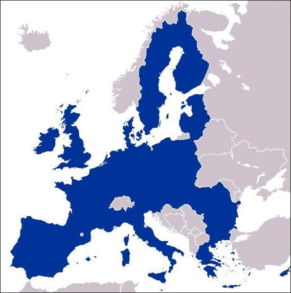 Combien d'états composent l'UE depuis 2007