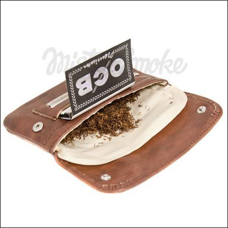 On dit ''blague à tabac'' pour désigner cet objet. Dans cette expression, le mot ''blague'' nous vient...