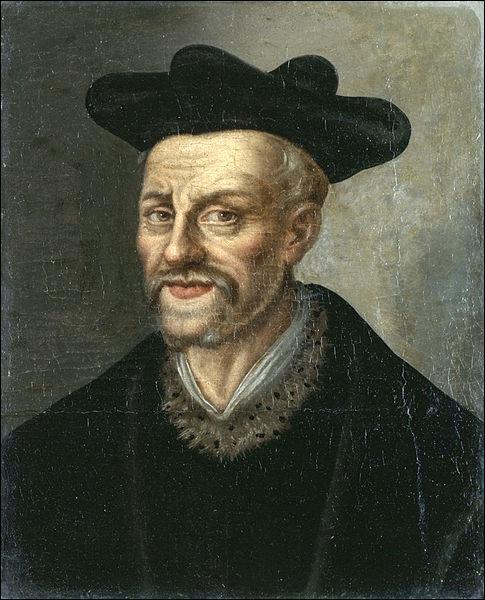 Ce moine était aussi docteur et humaniste de la Renaissance. Il a écrit des romans satiriques dont les plus connus ont pour héros Gargantua et Pantagruel. Il s'agit de :