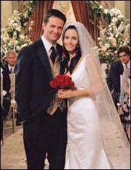 Quel est le jour du mariage de Monica et Chandler ?