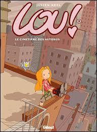 Dans le tome 3, qu'a Lou ?