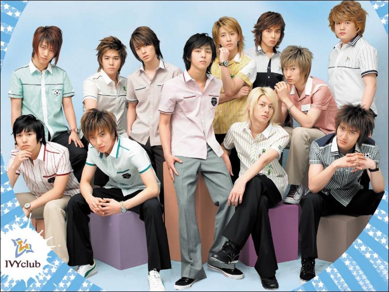 Comment se nomme ce groupe ?