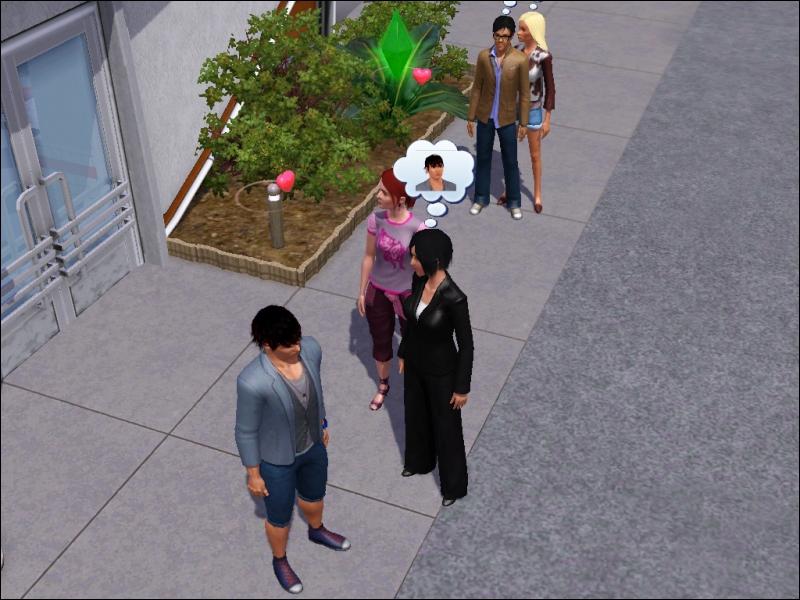 Mais où sont les Sims ?
